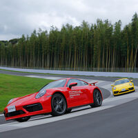 Porsche se lleva el 'Carrusel' de Nürburgring y el 'Sacacorchos' de Laguna Seca a su nuevo circuito de Japón