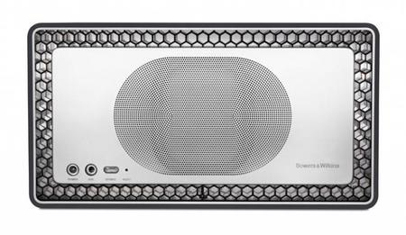 Bowerswilkins T7 Beauty Whiteback
