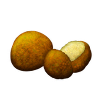 Emoji Falafel