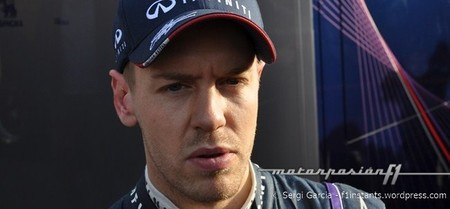 """Sebastian Vettel: """"no hemos tenido nunca un invierno tan difícil"""""""