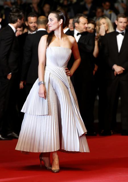 Marion Cotillard Cannes 2