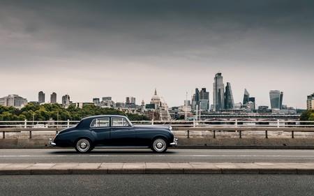 Rolls Royce Phantom V 1961 Por Lunaz 8