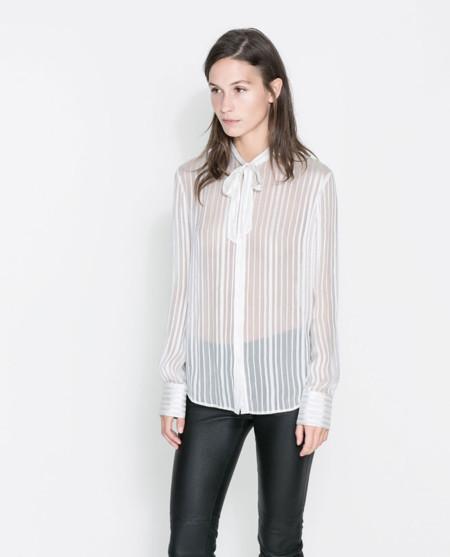Rebajas 2014: blusas que nos hacen pensar en primavera