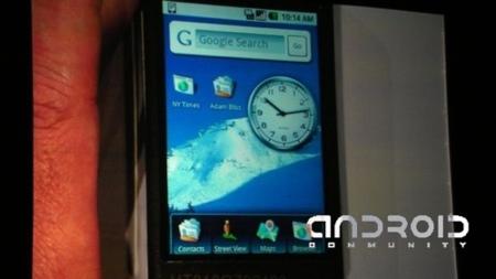 Google Android: nueva demo