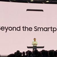 El smartphone plegable de Samsung será una tablet que podremos poner en nuestro bolsillo, según el CEO de la compañía
