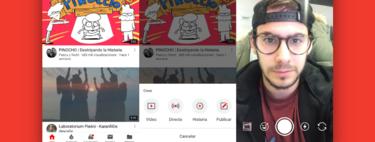 """YouTube se quiere llenar de """"historias"""" como Instagram y ahora están disponibles para todos los creadores"""