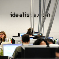 Foto 1 de 8 de la galería oficinas-de-idealistacom en Decoesfera