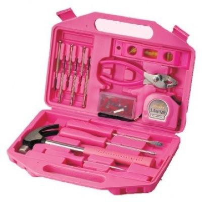 herramientas rosa