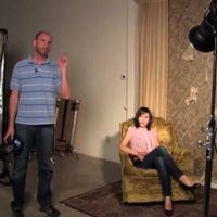Intentando desmontar un mito: Retratos con luz dura con Mark Wallace