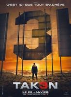 'Venganza 3', primer cartel del final de la trilogía con Liam Neeson