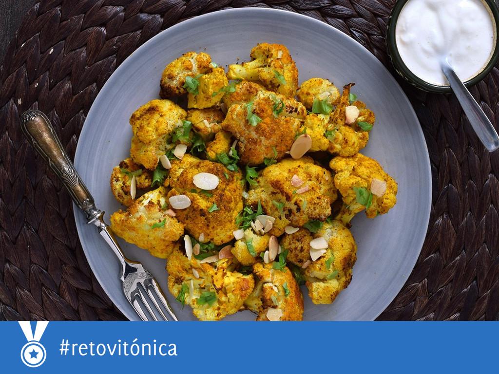 #RetoVitónica: una receta vegetariana y saludable para cada día de la semana