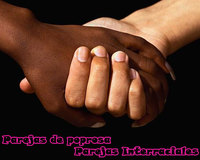 Parejas de Poprosa: Interraciales