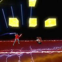 Beat Saber se transforma en un juego de plataformas al recrear el nivel 1-1 de Super Mario Bros. con este mod
