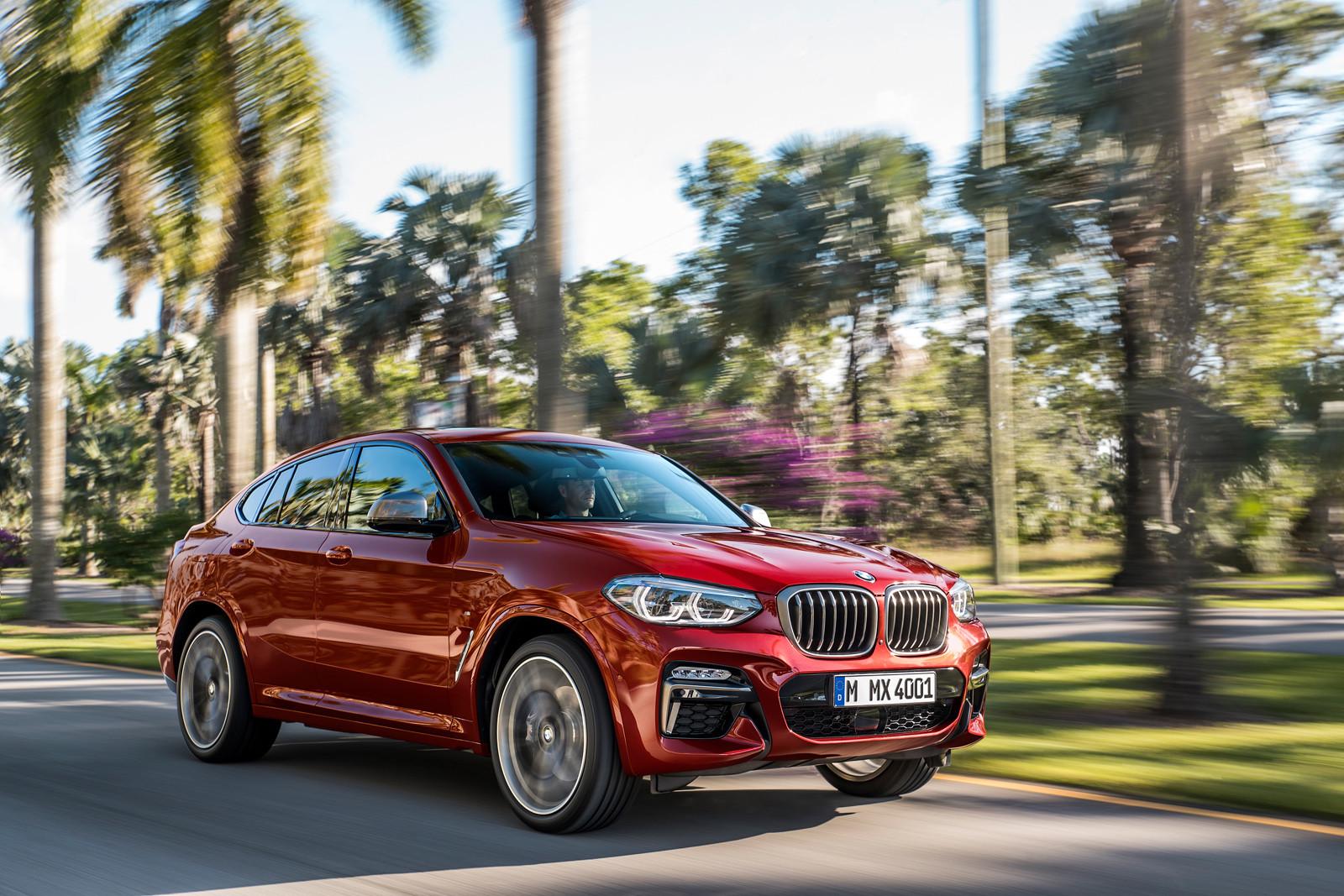 Foto de BMW X4 2018 (33/50)