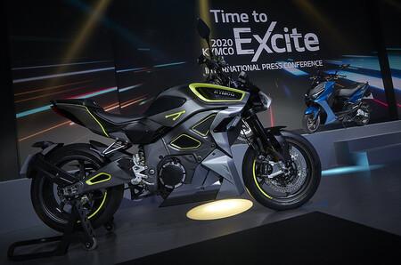 La Kymco RevoNEX se fabricará en Italia como parte de la nueva generación de motos eléctricas taiwanesas