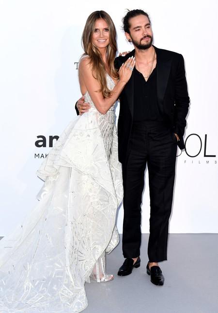 Heidi Klum Y Tom Kaulitz Cannes 1