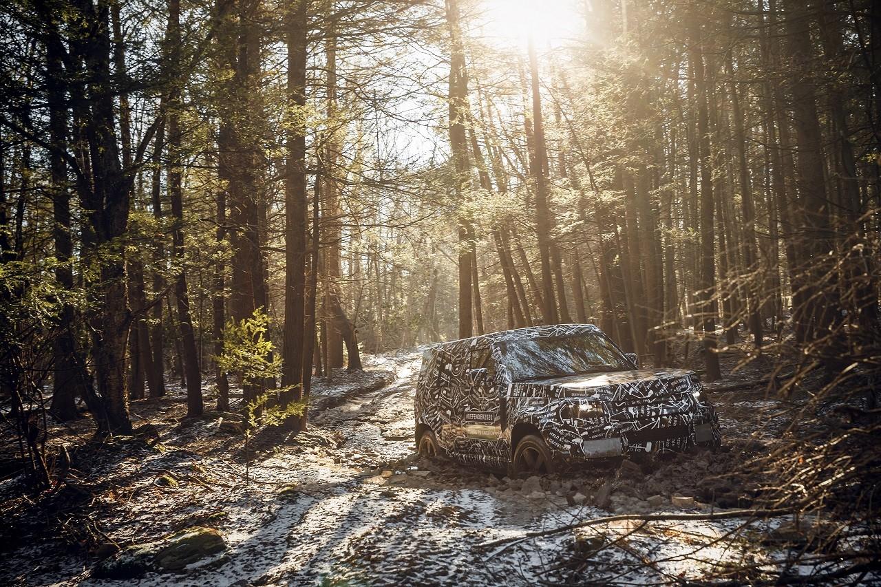 Foto de Land Rover Defender 2020 primeras fotos oficiales (9/24)