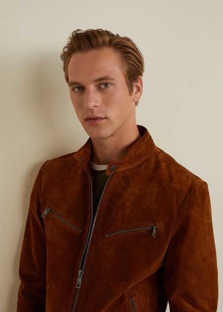 Cambia de piel en otoño con las nuevas y fabulosas chaquetas de Mango