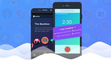 Probamos Anchor: la aplicación más sencilla para grabar tus podcasts en segundos