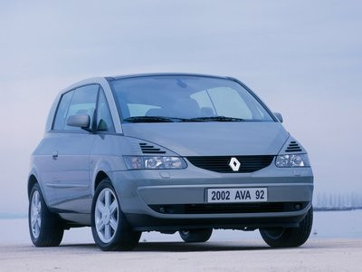 Recordando a... Renault Avantime, una crosscosa adelantada a su época