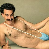 'Borat 2': Amazon pagó 80 millones de dólares para hacerse con la exitosa secuela de Sacha Baron Cohen