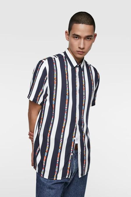 Camisas Zara 1