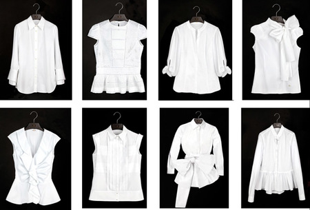 White Shirt Collection