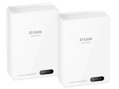 D-Link lanza su  adaptador PLC más rápido, con nada menos que 2.000 Mbps