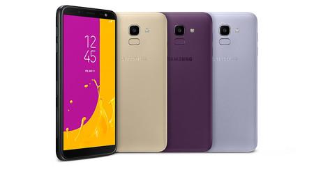 Galaxy J4, J6, J8 y A6+: esta es la artillería con la que Samsung luchará en la competida gama baja y media de México