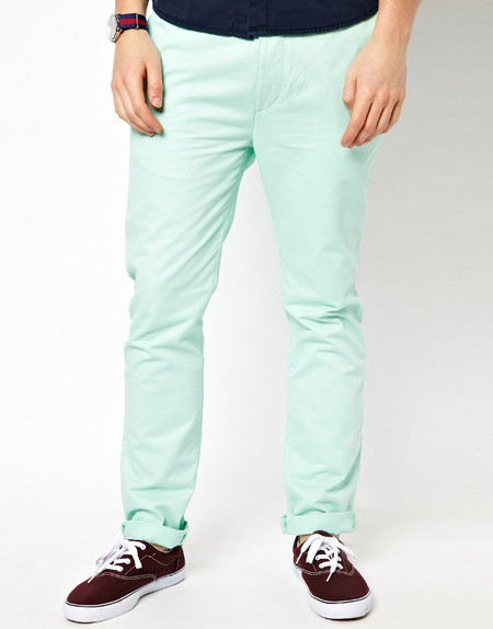 Pantalones chinos Asos