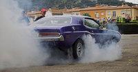 Aperitivo del American Cars Platja d'Aro 2008