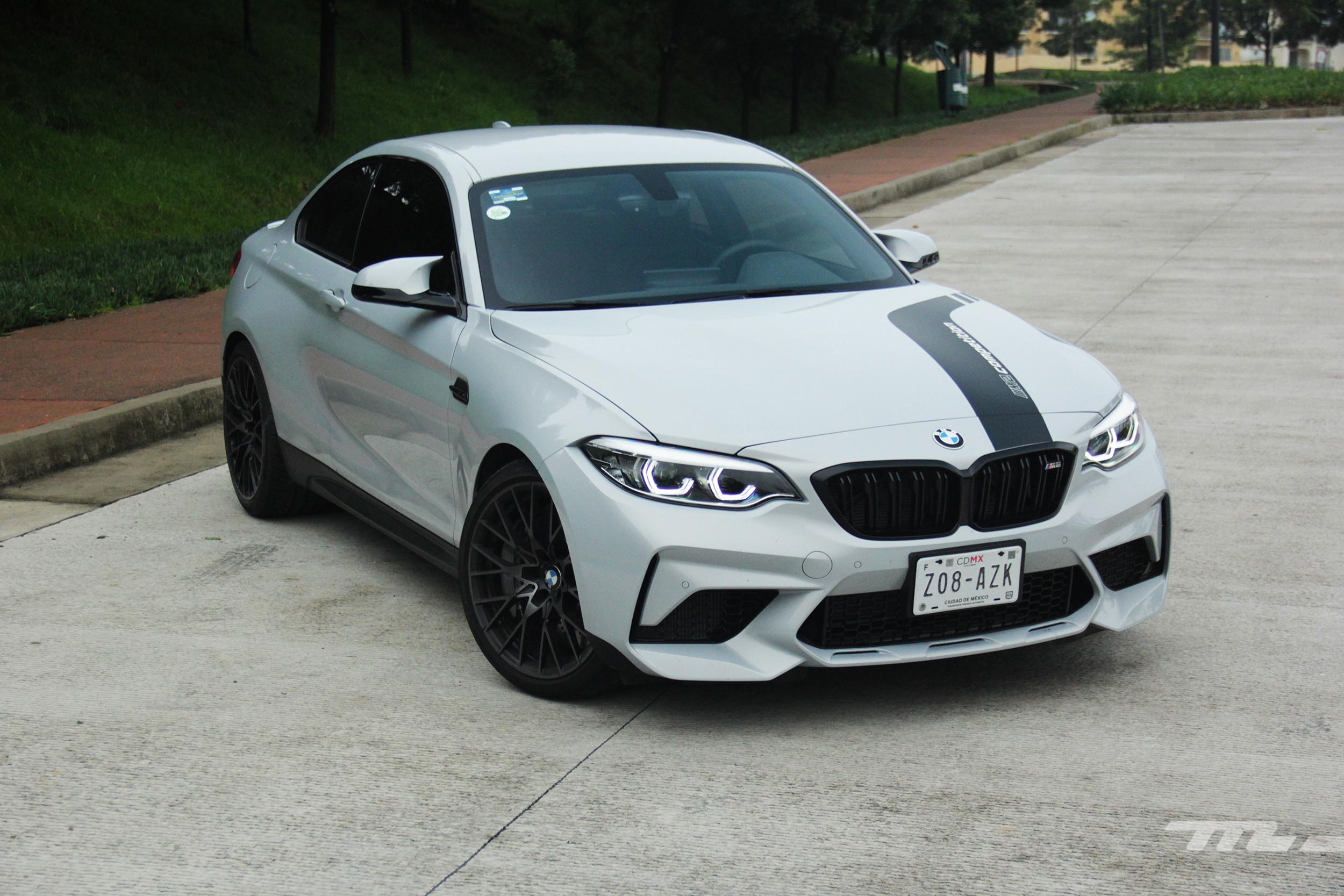 Foto de BMW M2 Competition (10/36)