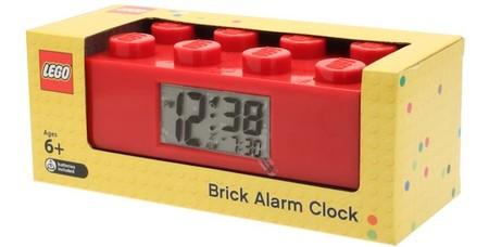 Un despertador de LEGO