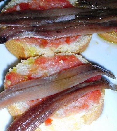 Caballa y anchoa, dos pescados ideales para consumir en primavera