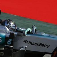 Nico Rosberg arrasa en el Gran Premio de España