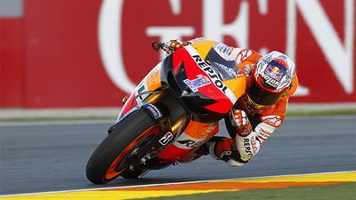 Casey Stoner, nombrado vigésima leyenda de MotoGP