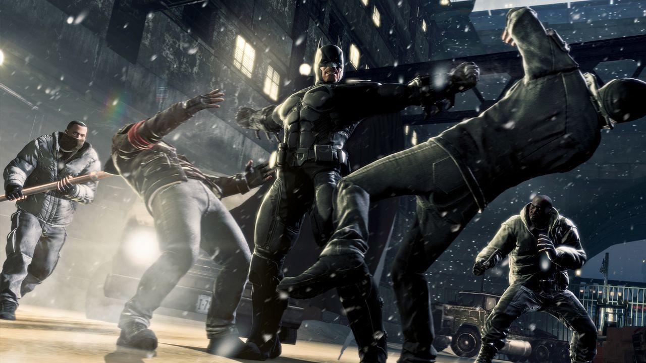 Foto de 200513 - Batman: Arkham Origins (1/10)