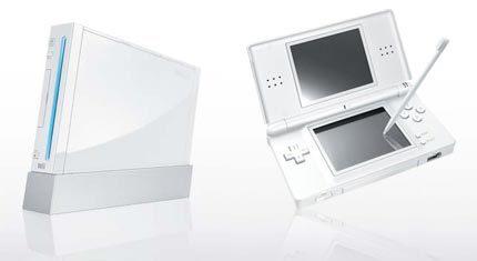 Wii y Nintendo DS