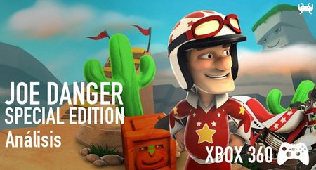 'Joe Danger: Special Edition'. Análisis