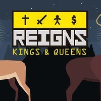 Reigns: Kings & Queens saldrá a la venta en Nintendo Switch la semana que viene