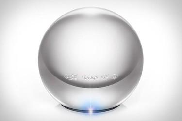 LaCie Sphère: un disco duro de Christofle
