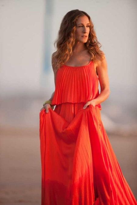 Los vestidos largos que protagonizan mis sueños esta temporada...