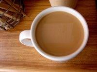 ¿Se llevan mal la leche y el té?