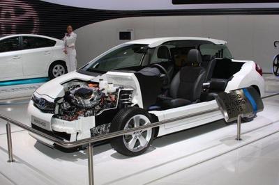 Toyota se inicia en el negocio del reciclado