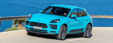 Porsche Macan 2019, al volante del SUV más deportivo, que ahora es también más tecnológico