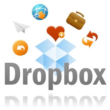 Dropbox creciendo, 250 millones en fondos de inversión y más de 45 millones de usuarios
