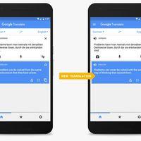 Google Translator usa ahora redes neuronales para ofrecer traducciones con más sentido