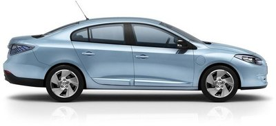 Avis alquilará coches eléctricos Renault