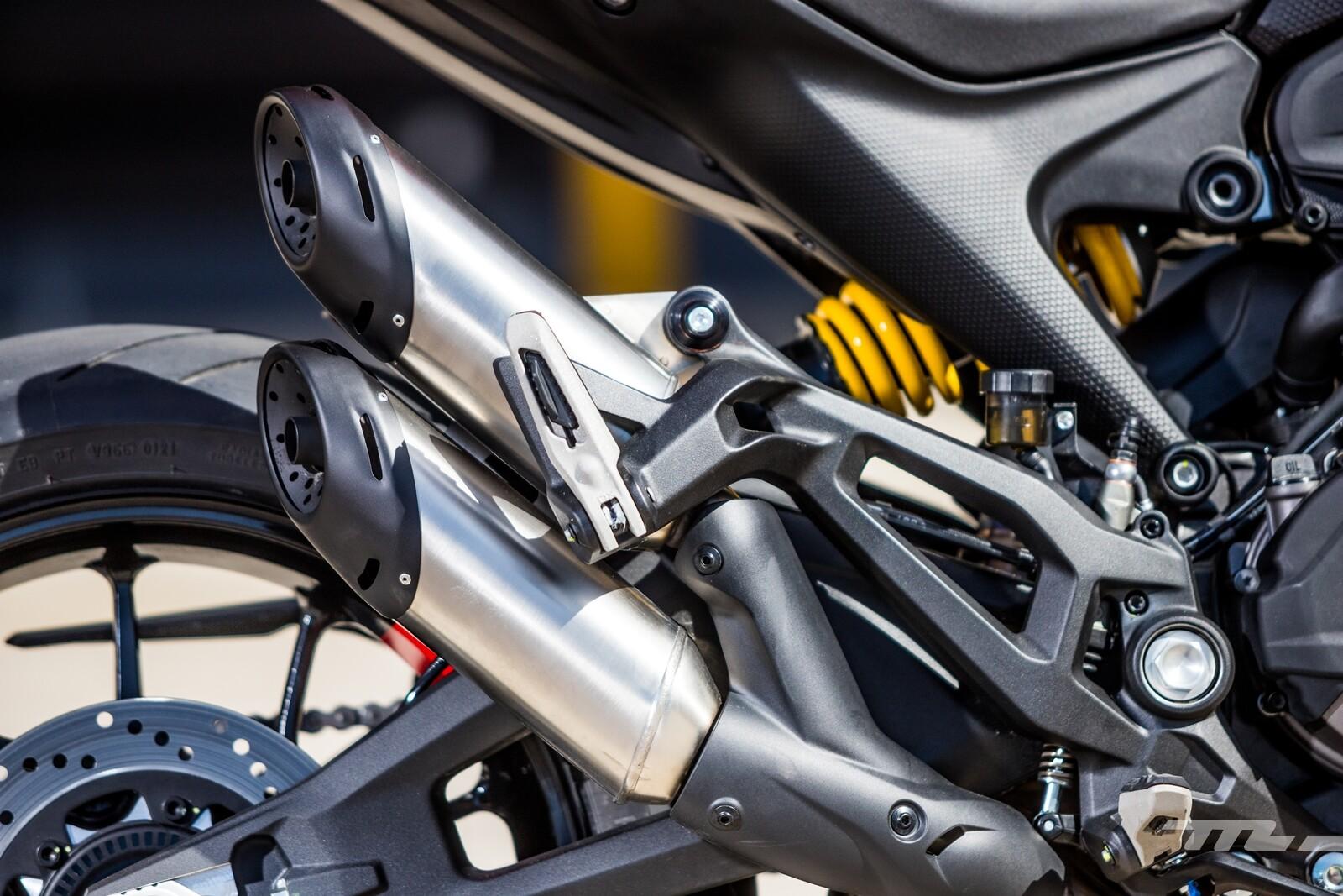 Foto de Ducati Monster 2021, prueba (15/38)