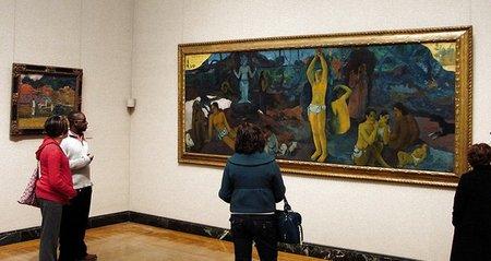 Boston: nuevo ala del Museo de Bellas Artes, dedicado al Arte Americano